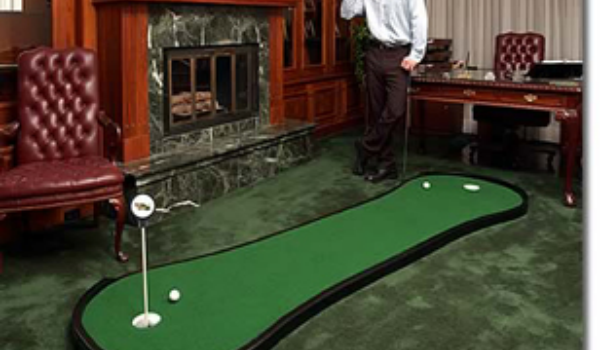 Artificial Putting Greens | Synthetic Putting Greens - Game Elevated